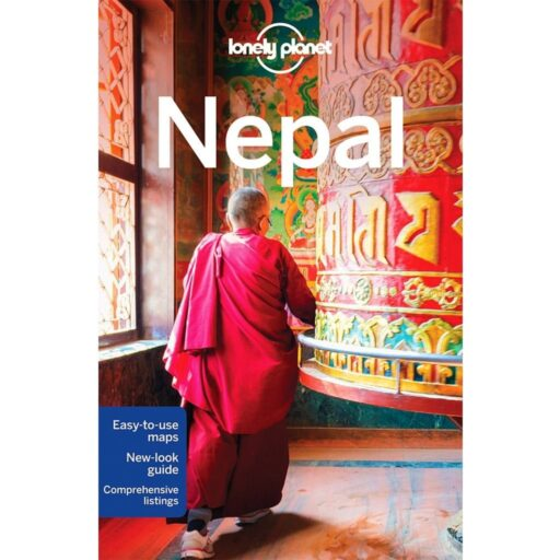 Lonely Planet Travel Guide – Nepal