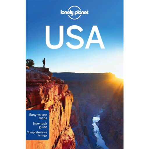 Lonely Planet Travel Guide – USA