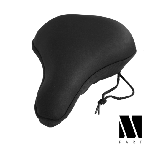 M:Part Universal Fitting Gel Saddle Cover