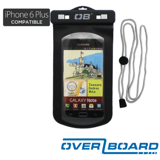 OverBoard Waterproof Phone Case – Large