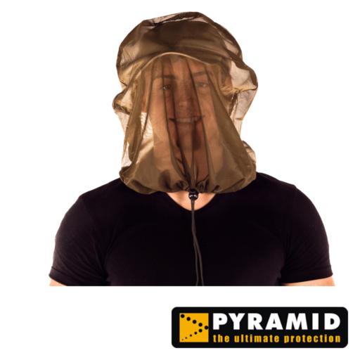 Pyramid Head Net – Midge Specification – Green