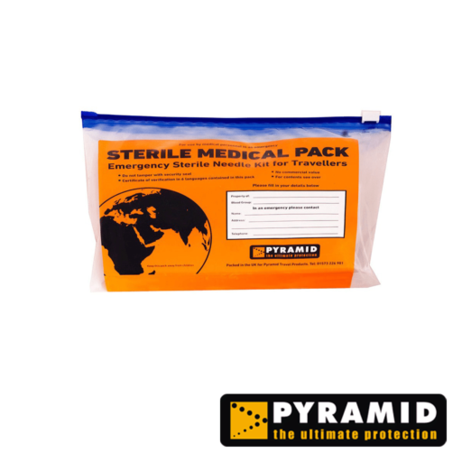 Pyramid Sterile Medical Pack with Giving Set