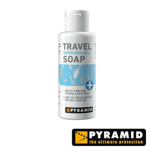 Pyramid Travel Soap – 60 ml