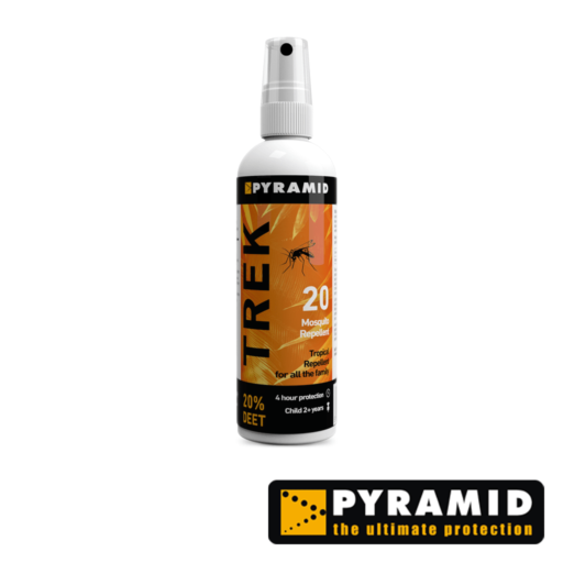 Pyramid Trek 20 – 20% DEET – 100 ml
