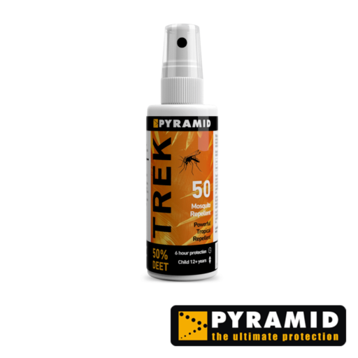 Pyramid Trek 50 – 49% DEET – 60 ml