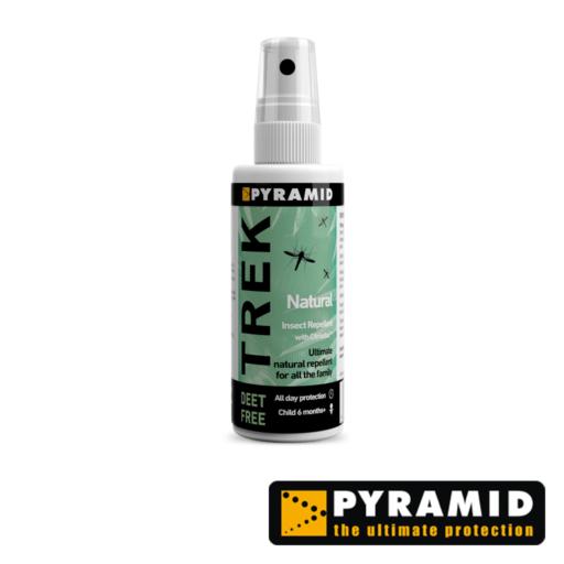 Pyramid Trek Natural – DEET Free – 60 ml