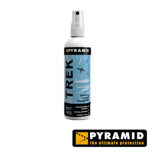 Pyramid Trek Sensitive – DEET Free – 100 ml