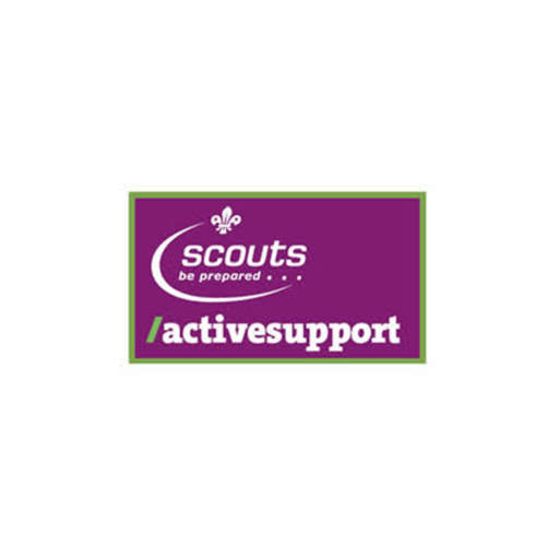 Scout Active Supports Scout Active Support Badge