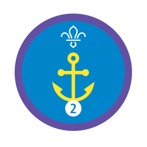 Nautical Skills Stage 2 Staged Activity Badge