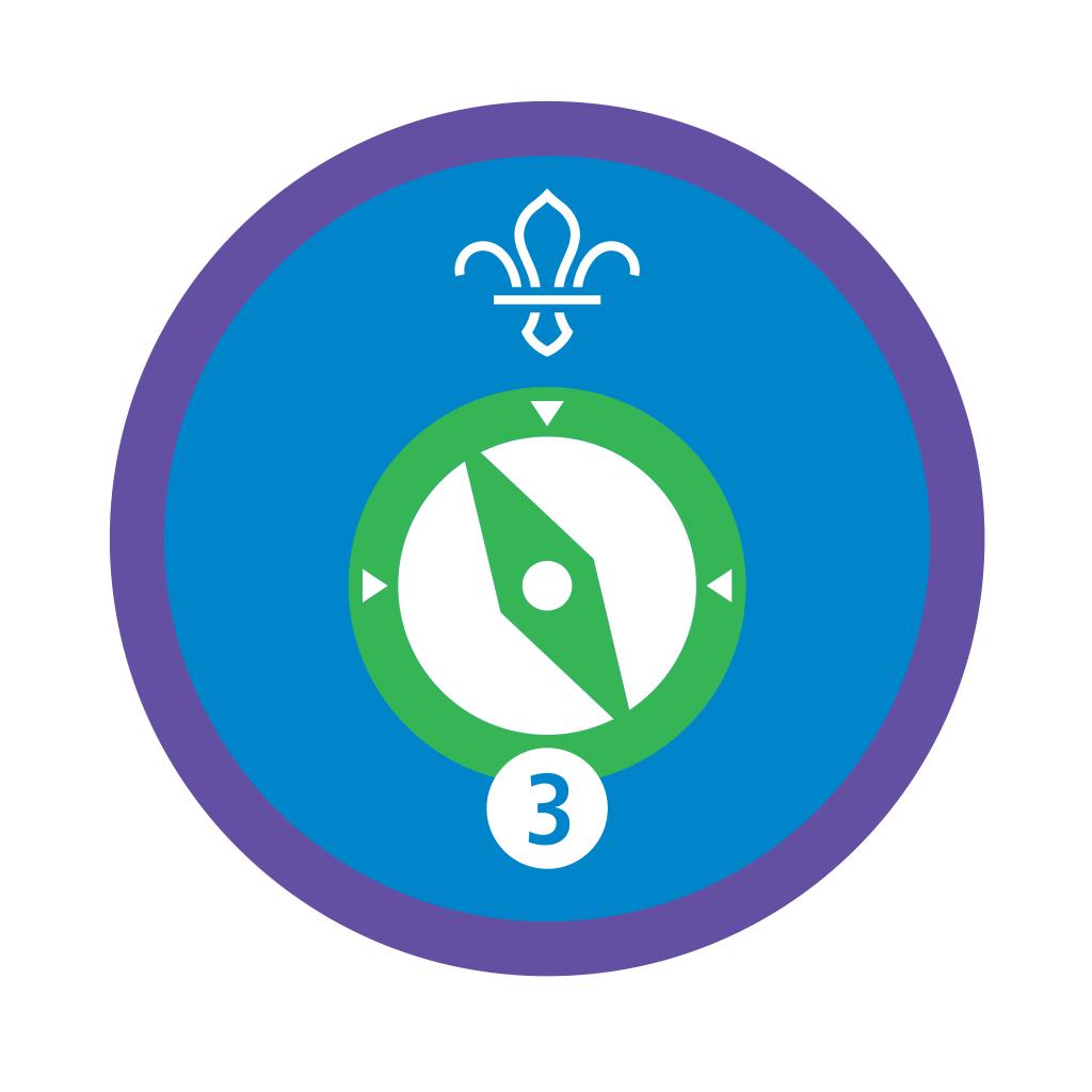 Navigator Stage 3 Staged Activity Badge