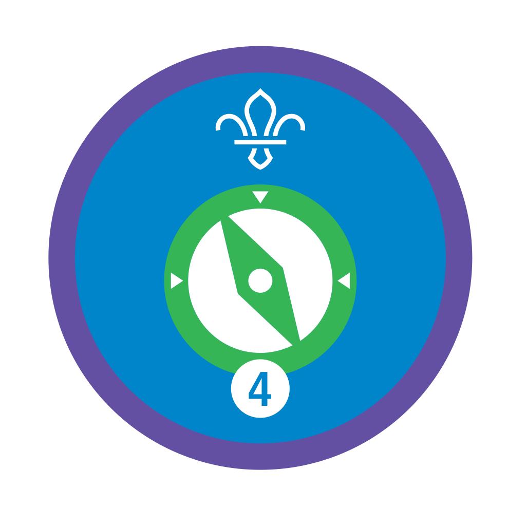 Navigator Stage 4 Staged Activity Badge