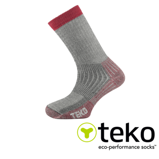 Teko Merino Hiking Socks Medium Cushion