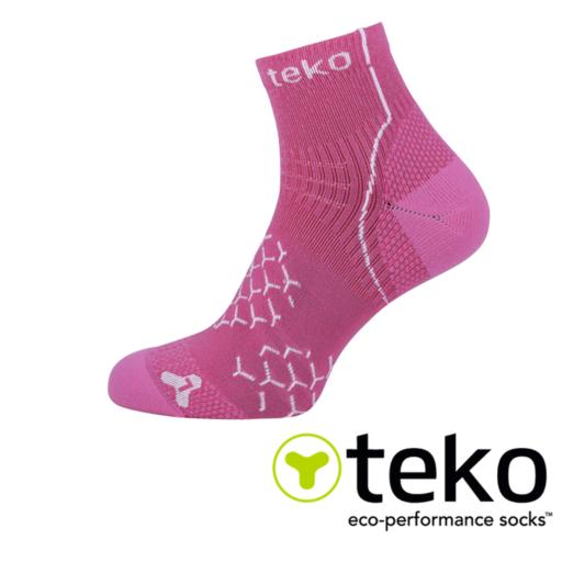 Teko Women's Adrenalin Running Socks