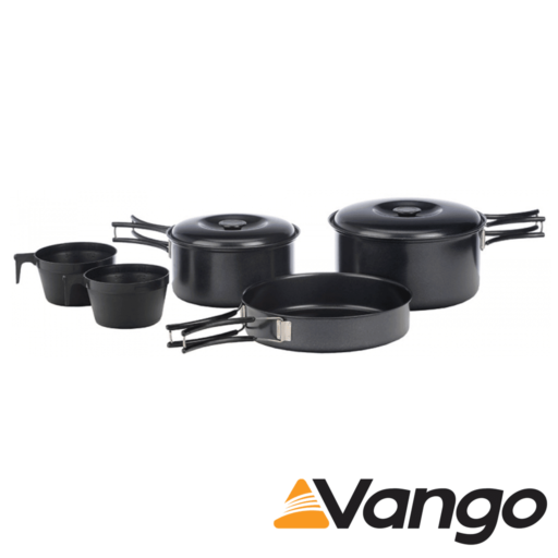 Vango Non-Stick Cook Kit – 2 Person