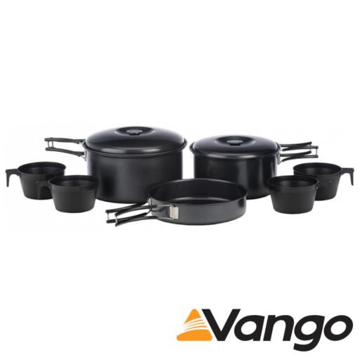 Vango Non-Stick Cook Kit – 4 Person