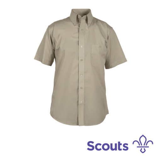 Network / Adults Short Sleeved Uniform Shirt