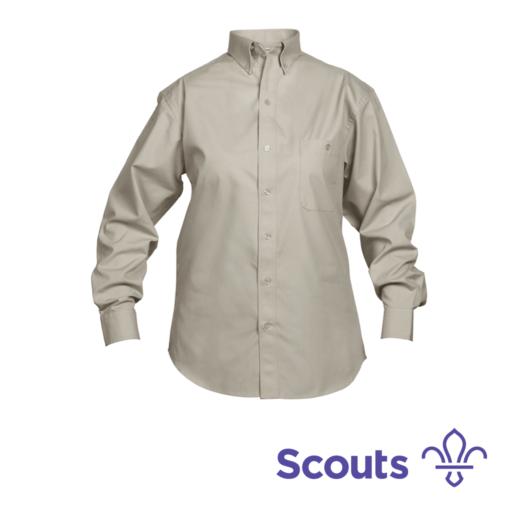 Network / Adults Long Sleeved Uniform Blouse