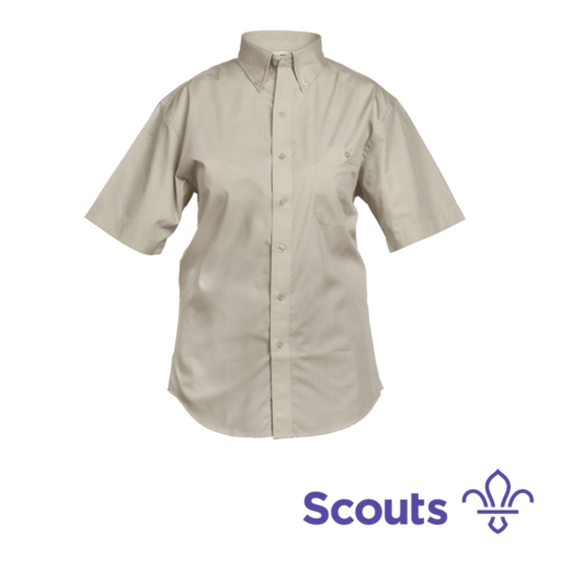 Network / Adults Short Sleeved Uniform Blouse