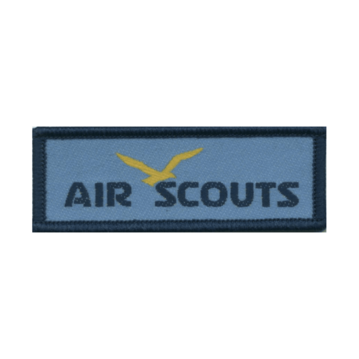 Air Scouts Identification Badge