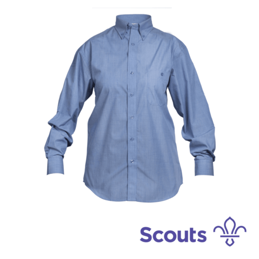 Air / Sea Scouts Long Sleeved Uniform Blouse