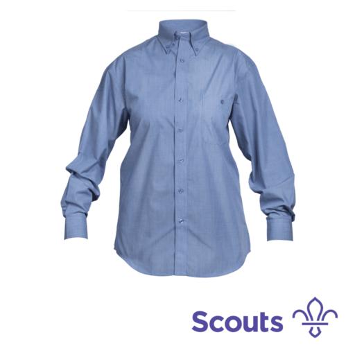 Air / Sea Scouts Long Sleeved Uniform Blouse