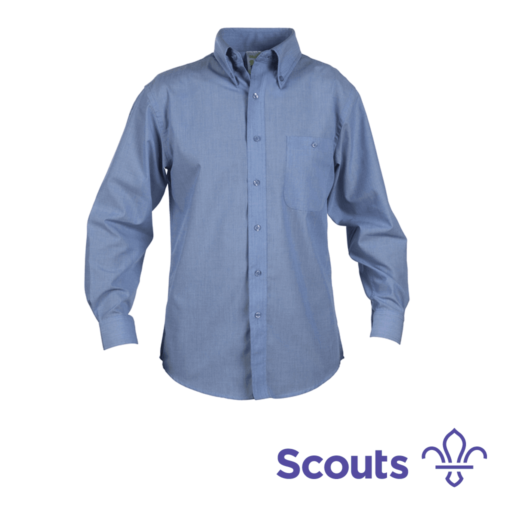 Air / Sea Scouts Long Sleeved Uniform Shirt