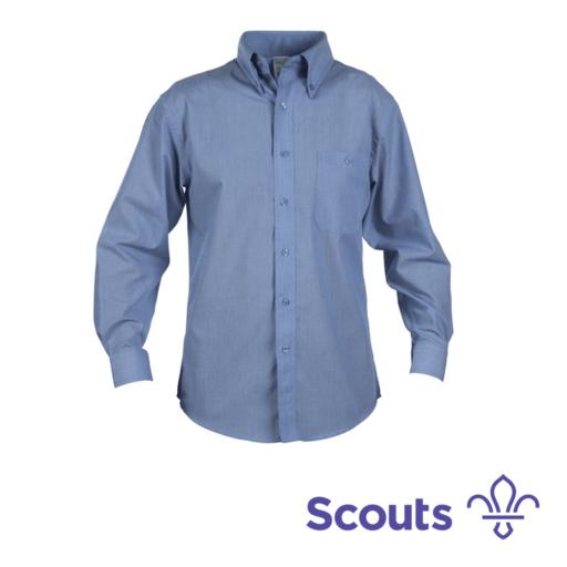 Air / Sea Scouts Long Sleeved Uniform Shirt