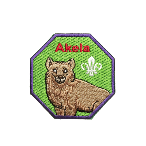 Cubs Akela Fun Badge (Pre 2018 Collection)