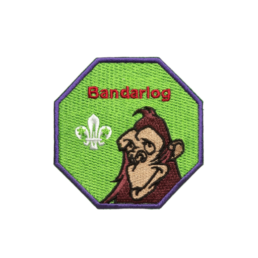 Cubs Bandarlog Fun Badge