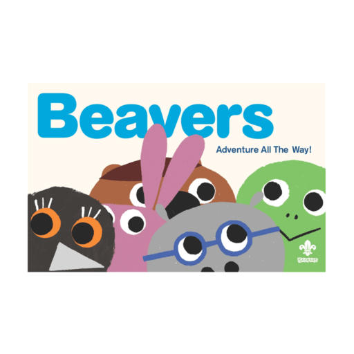 "Beavers ""Adventure All The Way!"" Book"