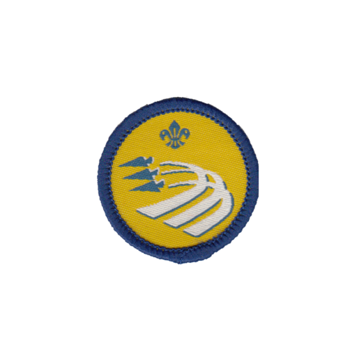 Beavers Air Activities Activity Badge (Pre 2015 Collection)