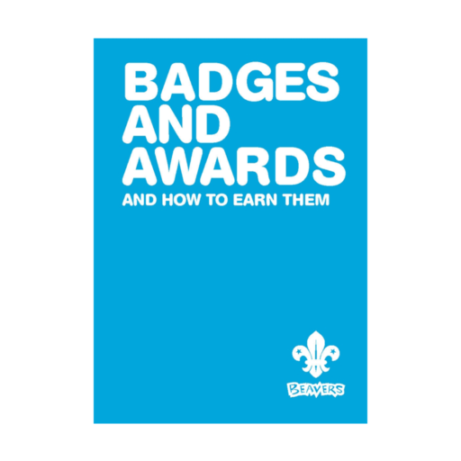 Beavers Badges and Awards Book