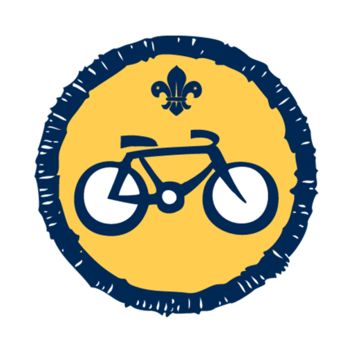 Beavers Cyclist Activity Badge
