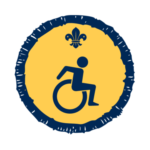 Beavers Disability Awareness Activity Badge