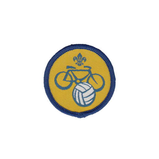 Beavers Health and Fitness Activity Badge (Pre 2015 Collection)