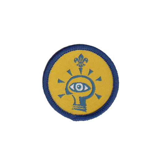 Beavers Imagination Activity Badge (Pre 2015 Collection)