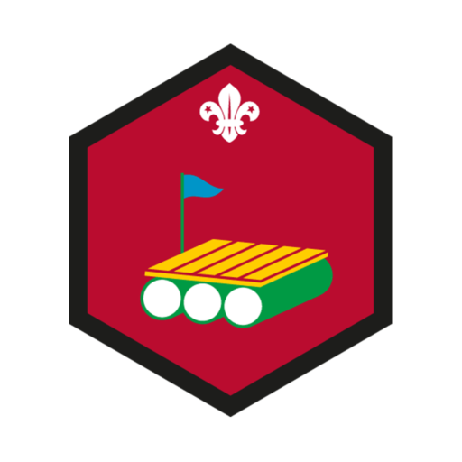 Beavers My Adventure Challenge  Award Badge