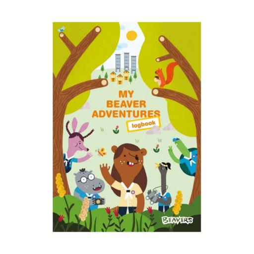 "Beavers ""My Beaver Adventures"" Logbook"