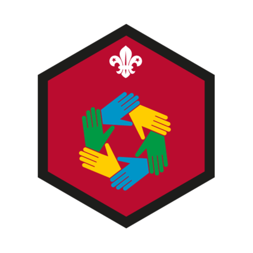 Beavers My Teamwork Challenge Award Badge