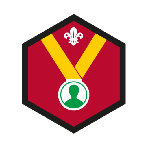 Beavers Personal Challenge Award Badge