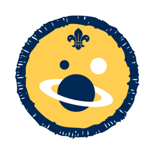 Beavers Space Activity Badge