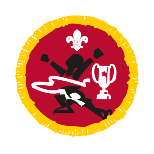Cubs Athletics Plus Activity Badge