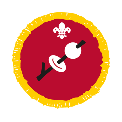 Cubs Backwoods Cooking Activity Badge