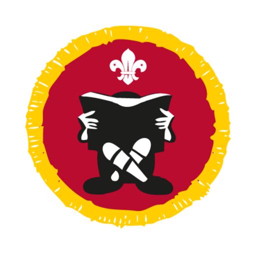 Cubs Book Reader Activity Badge