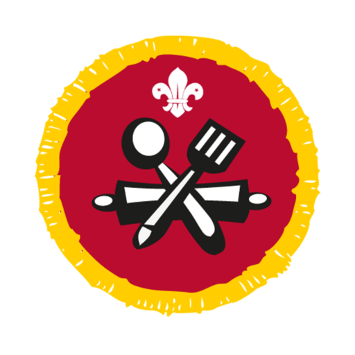 Cubs Chef Activity Badge