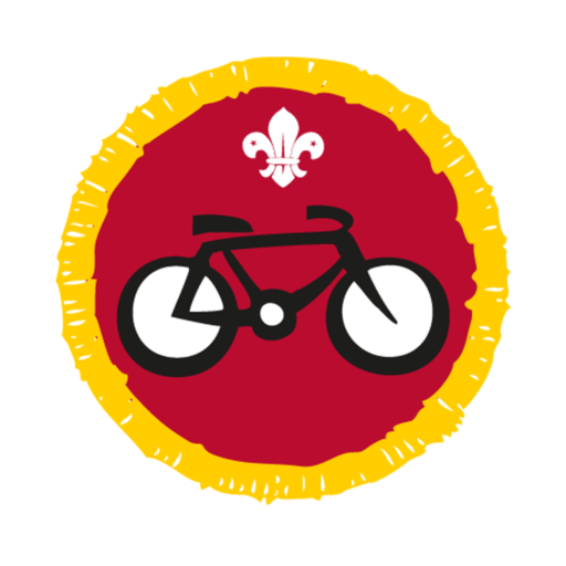 Cubs Cyclist Activity Badge