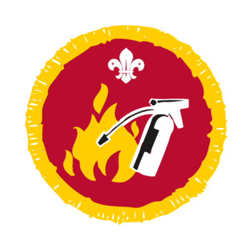 Cubs Fire Safety Activity Badge