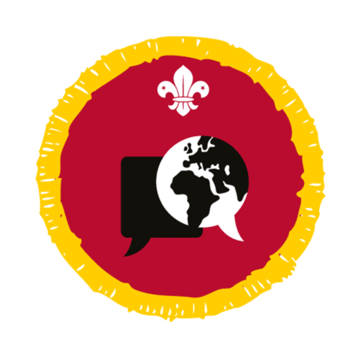Cubs Global Issues Activity Badge
