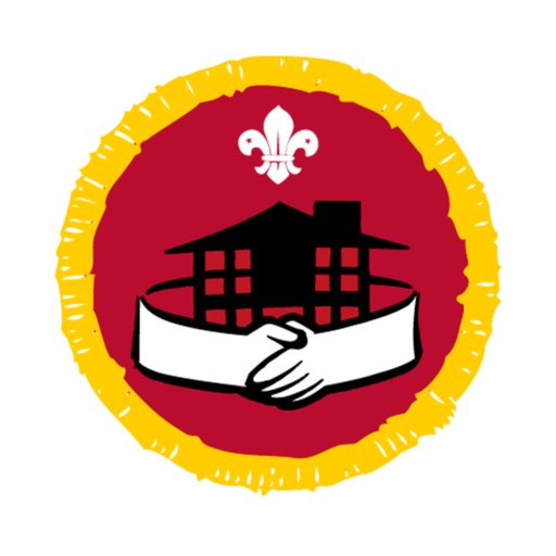 Cubs Home Safety Activity Badge