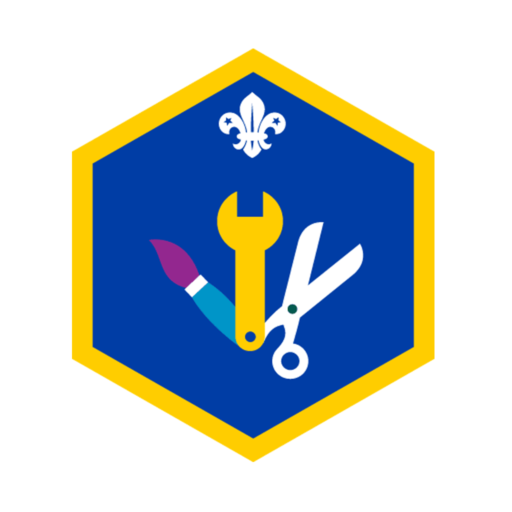Cubs Our Skills Challenge Award Badge